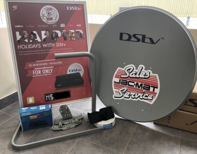 DStv HD Decoder Installation Special